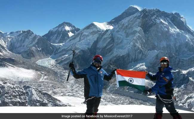 After Surviving Nepal Quake, Why Two Indians Are Climbing Everest Again