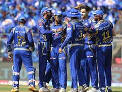 IPL MIvsDD : क्रिस मॉरिस की फिफ्टी पर भारी पड़े मैक्लेनेघन के 3 विकेट, मुंबई ने दिल्ली को 14 रन से हराया