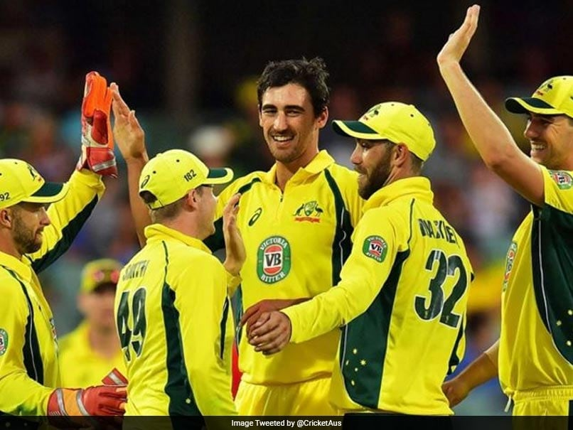 Mitchell Starc, James Pattinson Named In Australia Squad For Champions Trophy 2017