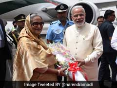 PM Narendra Modi Goes To Delhi Airport For Sheikh Hasina In 'Normal Traffic'
