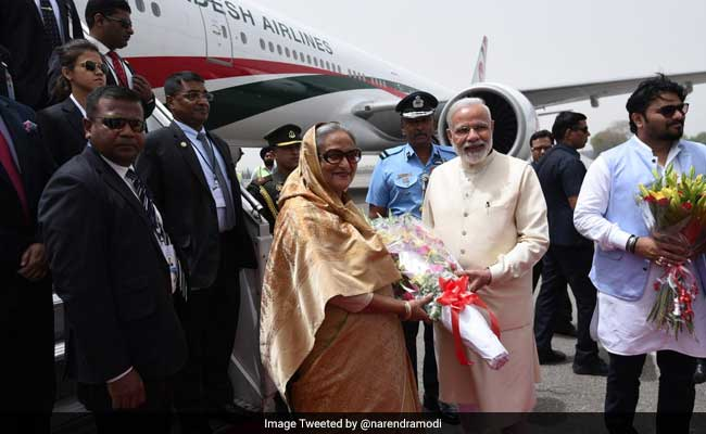 As PM Narendra Modi Meets Sheikh Hasina, 25 Deals On Cards But Teesta Will Have To Wait