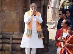 पीएम मोदी की मंदिर में पूजा करते हुए Photo वायरल, बनी 'सबसे लोकप्रिय तस्वीर'