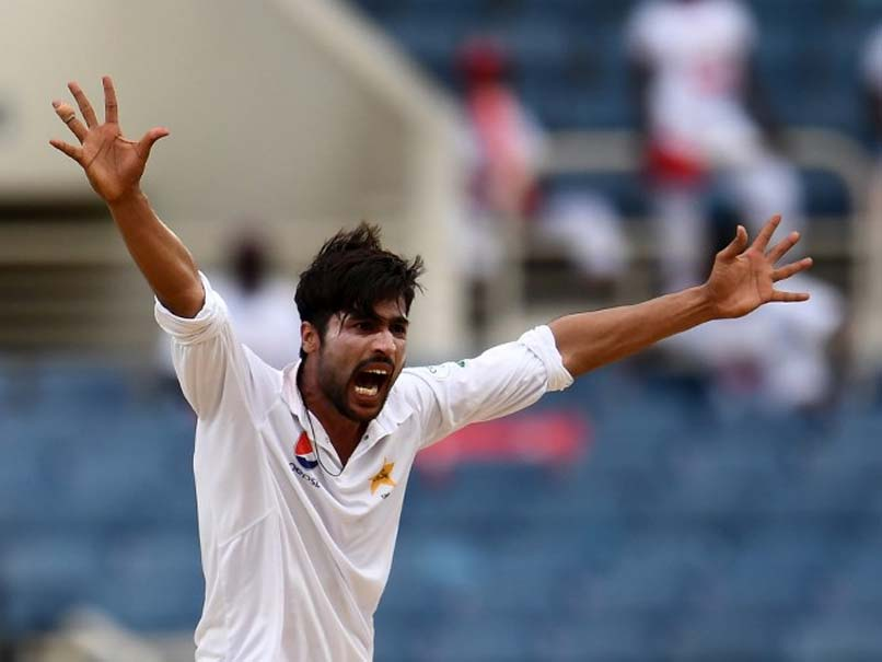 First Test, Day 2: Mohammad Amir Takes Five As Rain Ruins Jamaica Test