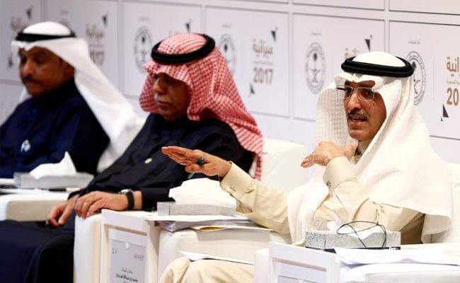 mohammed al jadaan saudi finance minister reuters