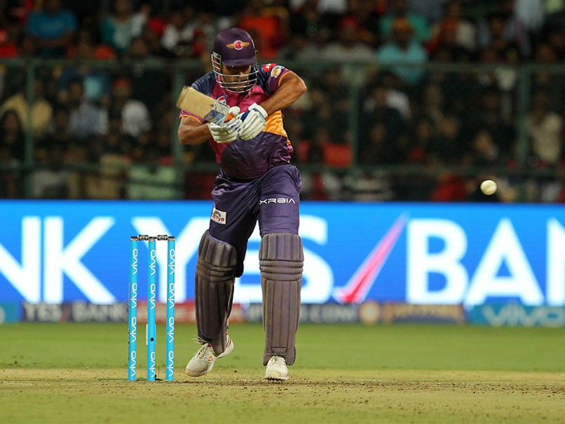 Pune beat Bangalore to end losing streak in IPL
