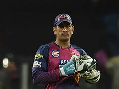 IPL 2017: MS Dhoni Trolls 'Commentator' on Live Television During RPS vs MI Match