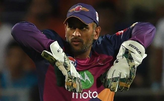 IPL10: एमएस धोनी भले ही बल्ले से फ्लॉप रहे लेकिन इंदौर में बना दिया यह रिकॉर्ड