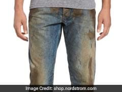 Fake Muddy Jeans Worth Rs 29,000 Invoke Twitter's Ire. Would You Buy Them?