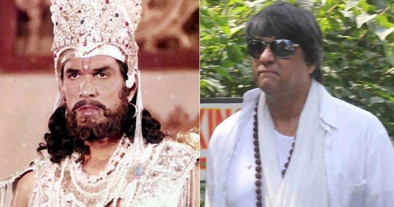 Remember These Actors From Original TV Mahabharata? Here's A