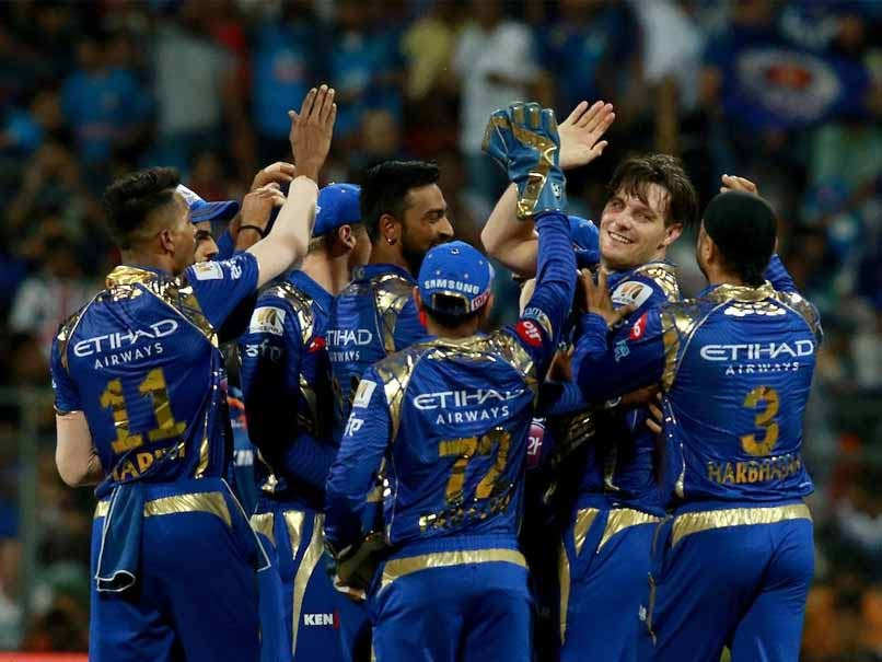 Mumbai Indians opt to bowl against RPS