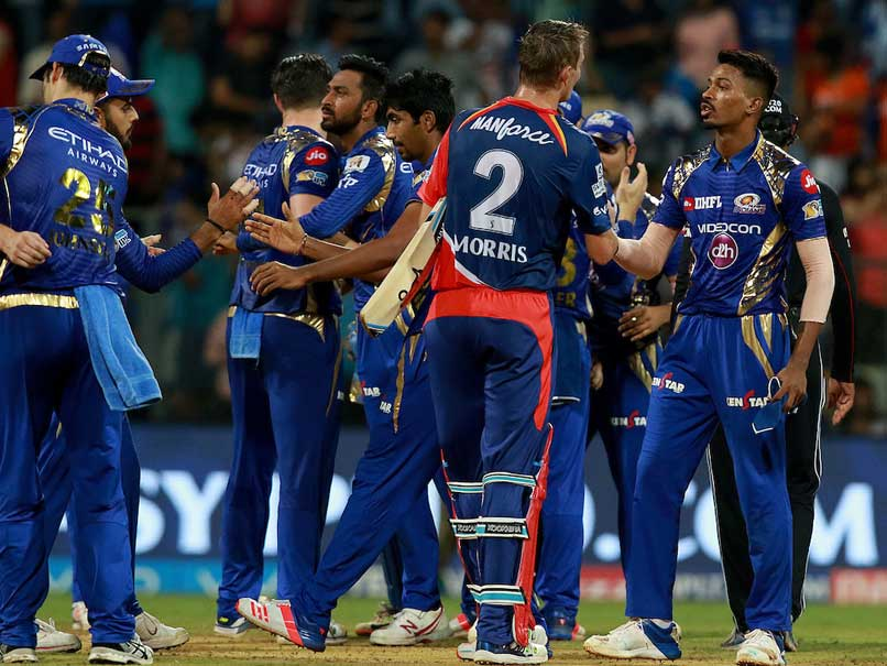 IPL 2017: Bowlers Script Mumbai Indians