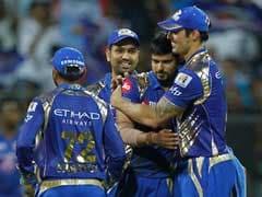 IPL Live Cricket Score, MI vs RPS: Dhoni Departs As Pune Lose Steam vs Mumbai