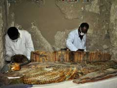 8 Mummies Unearthed In Egypt's Ancient Tomb