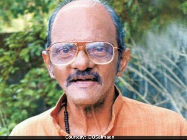 Actor Munshi Venu Dies At 63, Dulquer Salmaan Pays Tribute