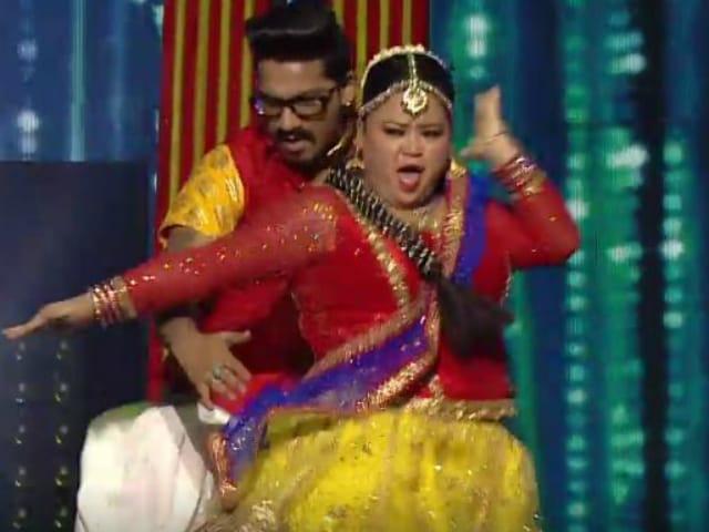 Nach Baliye 8: Bharti Singh Will Perform Without Harsh Limbachiyaa