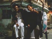 <i>Manto</i>: Nawazuddin Siddiqui And Nandita Das In A Pic From The Film's Sets