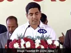 Andhra Pradesh Cabinet: Chandrababu Naidu's Son Nara Lokesh and 4 YSRC MLAs Who Switched Sides Inducted