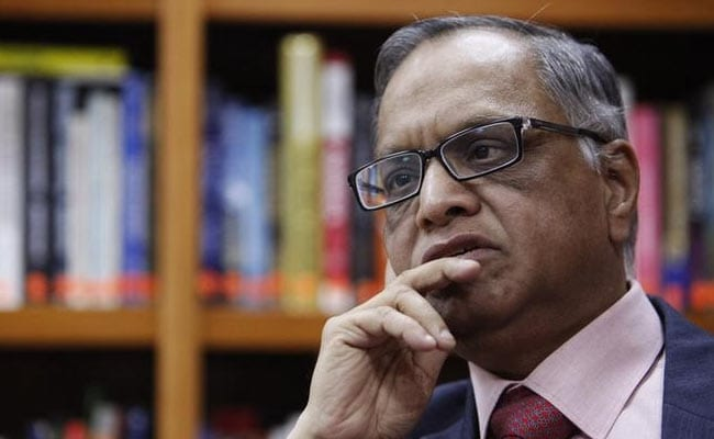 Separate Universities From Political Ideologies: Narayana Murthy