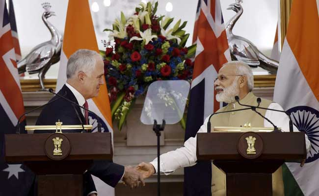 India, Australia Ink 6 Pacts; To Boost Counter-Terror Cooperation