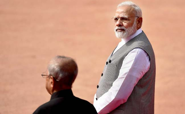 I Do Not Lack Political Will, PM Narendra Modi Tells Bureaucrats On Civil Services Day