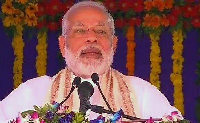 PM Modi To Attend 'Namami Devi Narmade' Concluding Ceremony In Madhya Pradesh