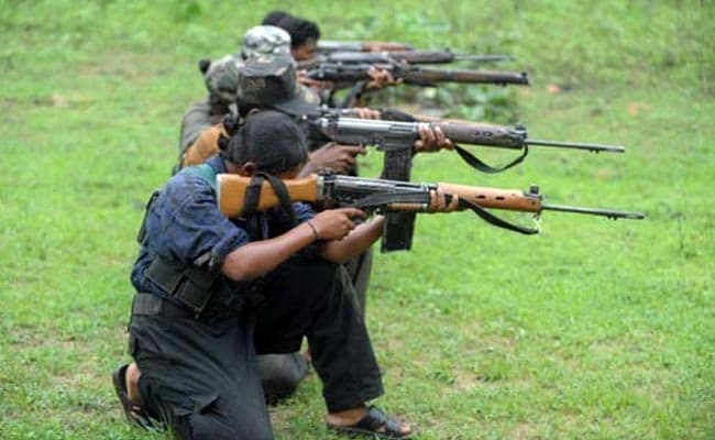7 Security Men Hurt In Blast By Naxals along Chhattisgarh-Jharkhand Border