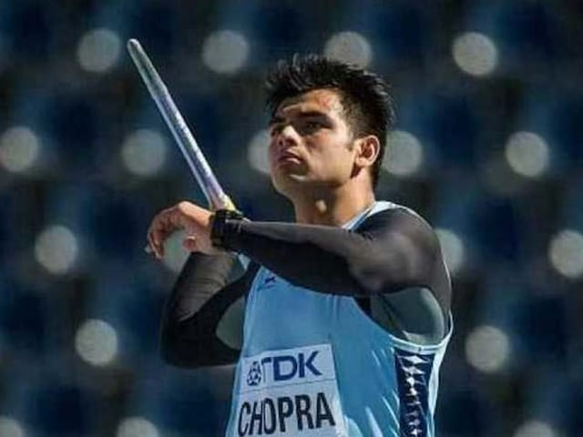 Neeraj Chopra Gets Silver In Asian Grand Prix, Qualifies For World Championships