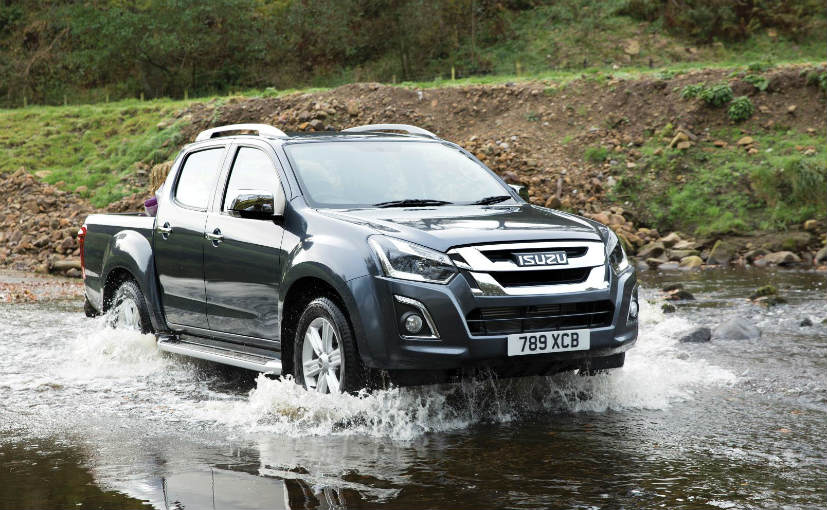 New Generation Isuzu D-Max Launched In Europe