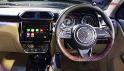 New Maruti Suzuki Dzire: Interior And Features Explained In Detail