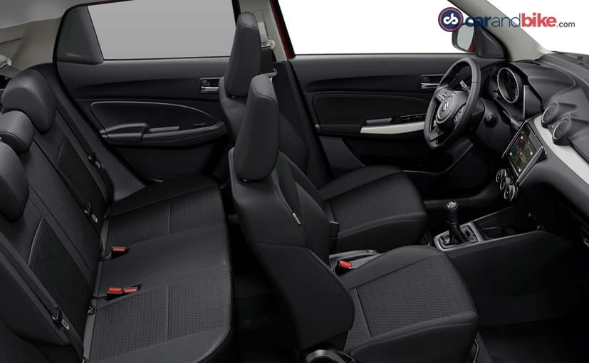new maruti suzuki swift cabin