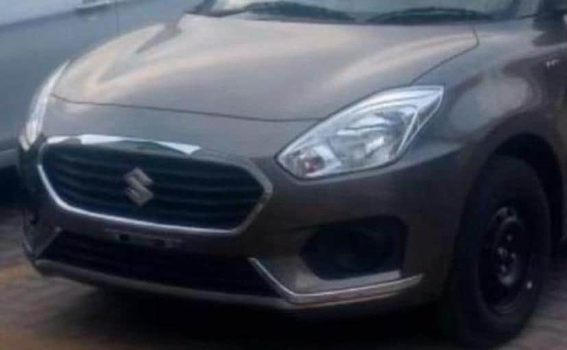 New-Gen Maruti Suzuki Swift Dzire's Cabin Revealed In Latest Spy Images
