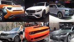 New York International Auto Show: Top 7
