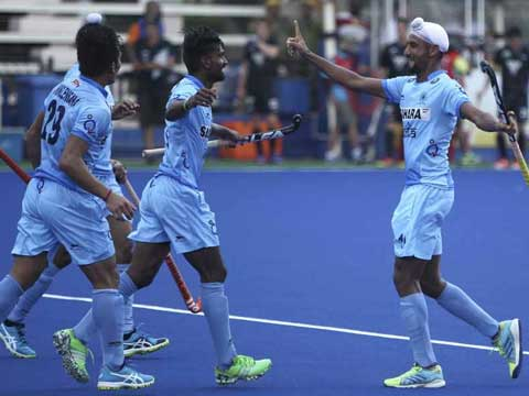 Sultan Azlan Shah Cup Hockey: India beat New Zealand 3-0 to earn their first win of the tournament