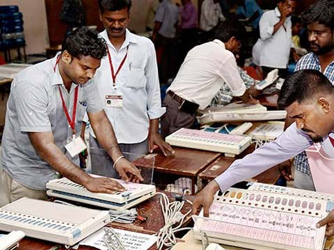 EVMs(voting machines) used in Uttarakhand polls to be seized by police, orders High Court, on Congress complaint of tampering