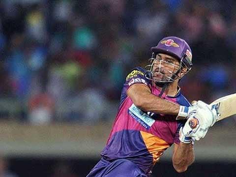 IPL 2017, Pune: Rising Pune Supergiant 157/3 in 20 overs (Smith 45; Negi 1/18) vs Royal Challengers Bangalore