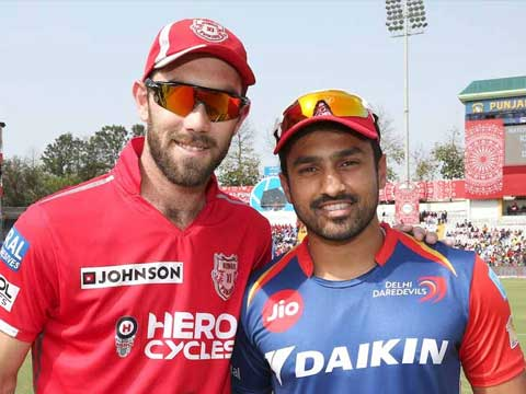 IPL 2017: Delhi Daredevils 67 all out in 17.1 overs (Corey Anderson 18; Sandeep Sharma 4/20) vs Kings XI Punjab in Mohali