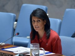 US 'Fully Justified' In Striking Syria: UN Envoy Nikki Haley