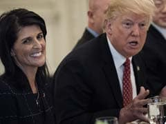 American's Detention An Act Of 'Flailing' North Korea Leader: Nikki Haley
