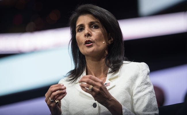 Nikki Haley Says She Discussed US Secretary Of State Post With Donald Trump