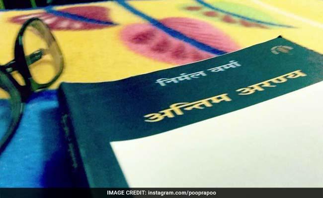 nirmal verma book