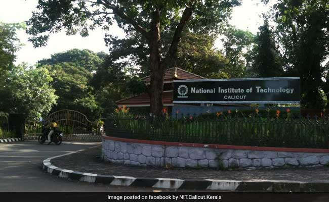 Fee Hike: Parents Of NIT Calicut Students Write To HRD Minister