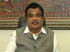 Nitin Gadkari Describes His First Day Without A <i>Lal Batti</i>