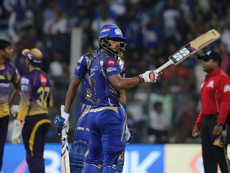 Highlights, MI vs KKR: Hardik Pandya, Nitish Rana Lead Mumbai To Thrilling Win vs Kolkata