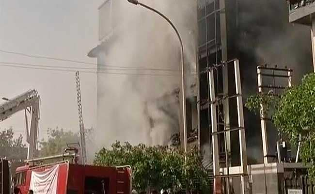 6 Dead In Noida Factory Fire, Investigation Ordered