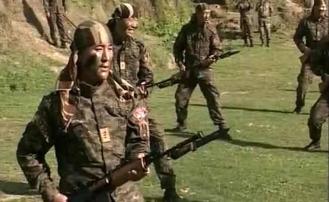 Nomadic Elephant 2017: India-Mongolia Train Together To Take On Terrorism