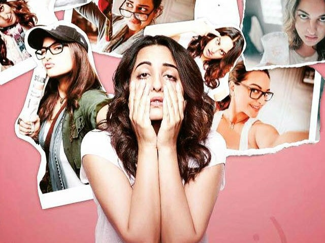 <i>Noor</i> Movie Review: Sonakshi Sinha Tries Too Hard In This Silly Film