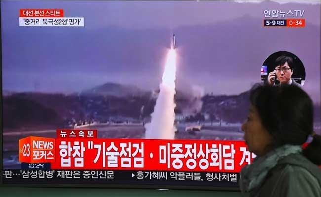 NKorea rejects UN sanctions, says US will suffer — The Latest