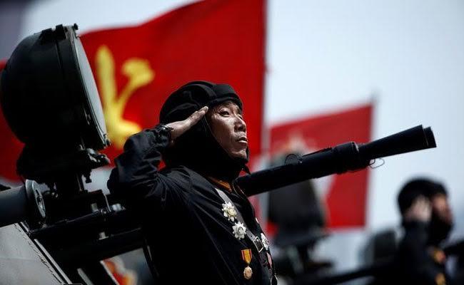 North Korea Sacks Soldiers, South Korea Awards Medals After Defector's Border Dash