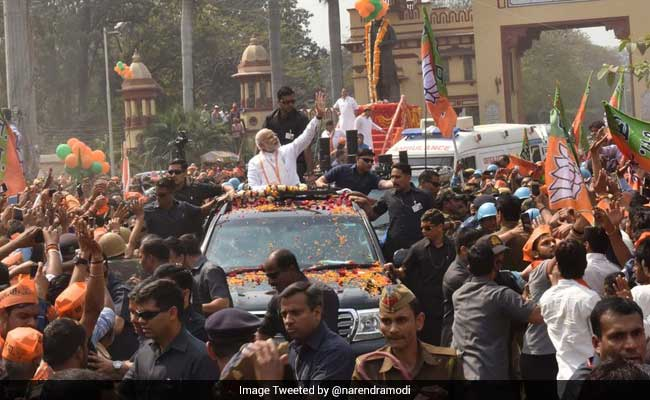 MCD Election Results 2017: A Trademark PM Modi Tactic, Used To Win Delhi, Could Repeat In Gujarat