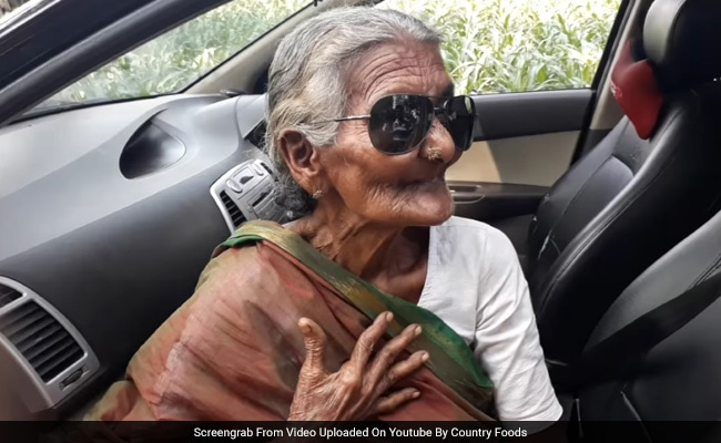 106-Year-Old Grandma Is A YouTube Sensation For Her Cooking Videos